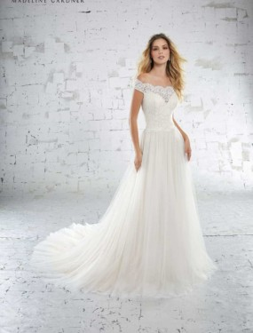 Trouwjurk 6881 Mori Lee