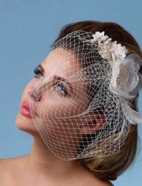 Fascinator BB-314 Poirier