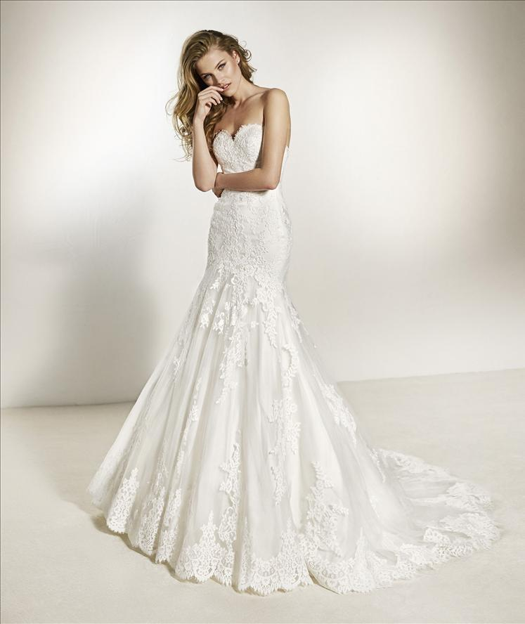 Trouwjurk Charis Pronovias