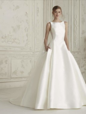 Trouwjurk Elenco Pronovias