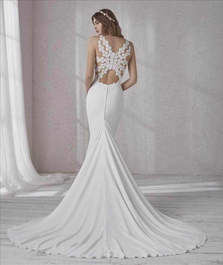 Trouwjurk Manon Pronovias