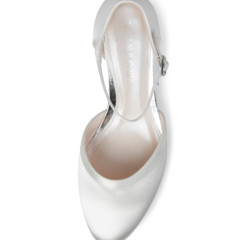 Stacy Ivory Satin 4