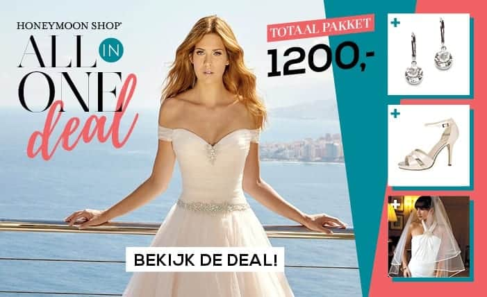 All-in one deal Honeymoon shop