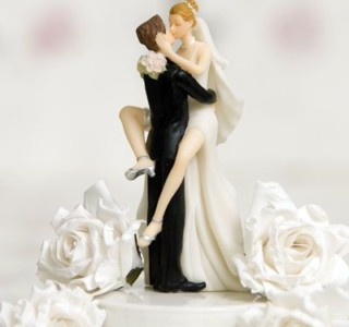 Honeymoon shop blog: Huwelijks nach caketopper