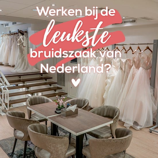 vacature honeymoon shop